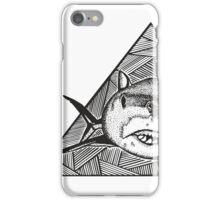 Geometric Shark iPhone Case/Skin