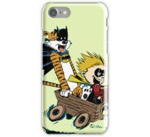 Calvin Hobbes Explore iPhone Case/Skin