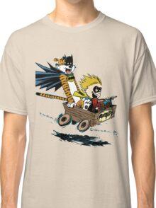 Calvin Hobbes Explore Classic T-Shirt
