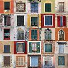 Old Windows by Igor Shrayer by Igor Shrayer