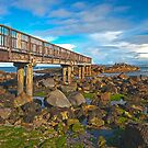 Bridge at Ballycastle by Ciaran Sidwell