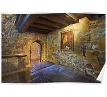 The Painting - Montsalvat Poster