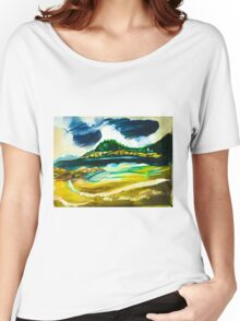 alma bay Women's Relaxed Fit T-Shirt