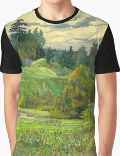 Pines Graphic T-Shirt