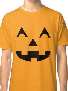 Jack O Lantern Face Classic T-Shirt