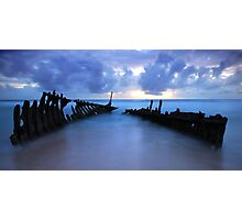 SS Dicky Photographic Print