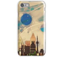 Cityscape medley  iPhone Case/Skin