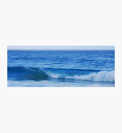 Noosa Blue Photographic Print