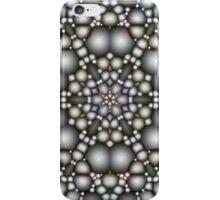 Abstract Reflective Mandala iPhone Case/Skin
