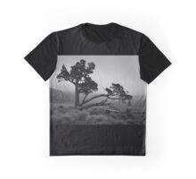 Dark Tree Graphic T-Shirt
