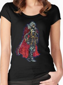 Alucard Vintage Pixels Women's Fitted Scoop T-Shirt