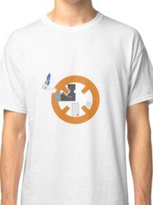 Happy little BB8 Classic T-Shirt