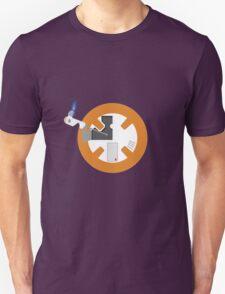 Happy little BB8 Unisex T-Shirt