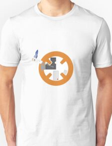 Happy little BB8 Unisex T-Shirt