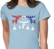 Three Folk Reindeer T-Shirt