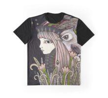 Asparas Graphic T-Shirt