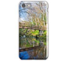 Ness Woods Bridge iPhone Case/Skin