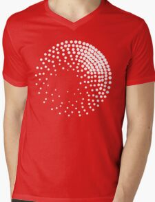 Geometry&Graphic 1 Mens V-Neck T-Shirt