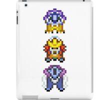 Legendary beasts 16 bit iPad Case/Skin