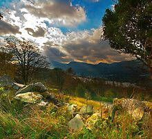 Snowdonia by Ciaran Sidwell