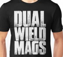 DUAL WIELD Unisex T-Shirt