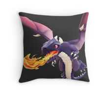 Clash of Clans Dragon Throw Pillow