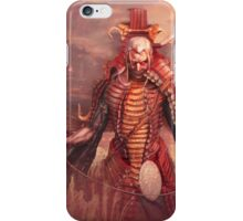 Ronin in the Wheat Field iPhone Case/Skin