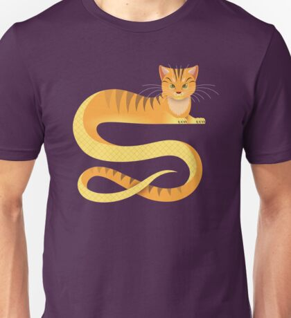 Tatzulwurm Unisex T-Shirt
