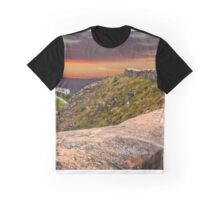 South Stack Lighthouse Graphic T-Shirt
