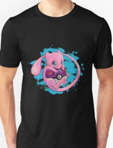 Huging Mew Unisex T-Shirt