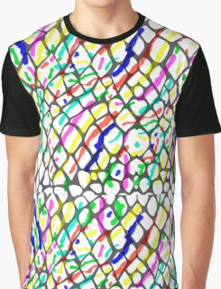 Fish Skin with Scales Graphic T-Shirt