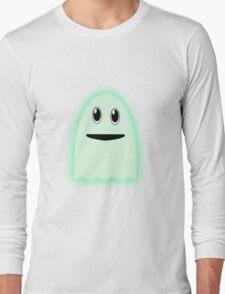 Happy Ghost Long Sleeve T-Shirt