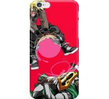Goku vs Superman iPhone Case/Skin