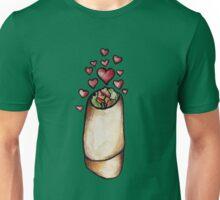 Burrito Lover Unisex T-Shirt