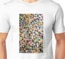 Variaciones sobre el plano de La Plata, por Diego Manuel Unisex T-Shirt