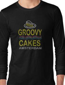 Groovy Cakes Amsterdam Long Sleeve T-Shirt