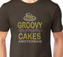 Groovy Cakes Amsterdam Unisex T-Shirt