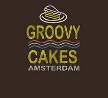 Groovy Cakes Amsterdam Unisex T-Shirt