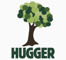 Tree Hugger Kids Tee