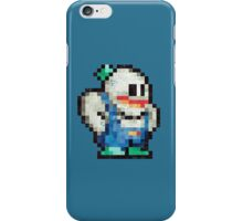 Snow Brothers Blue iPhone Case/Skin