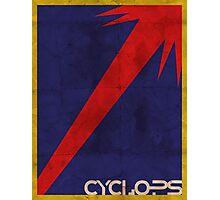 Minimalist Cyclops Photographic Print