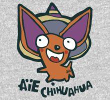 Aie chihuahua dog One Piece - Long Sleeve