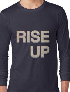 Rise Up - Hamilton Long Sleeve T-Shirt