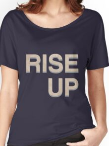 Rise Up - Hamilton Women's Relaxed Fit T-Shirt