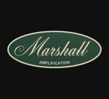 Marshall Amplification Oval Kids Tee
