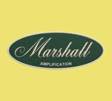 Marshall Amplification Oval Kids Tee