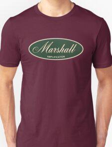 Marshall Amplification Oval T-Shirt