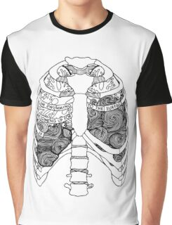 The Currents - Bastille  Graphic T-Shirt