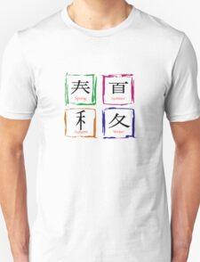Four Seasons Symbols T-Shirt