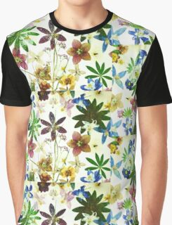 Floral May 2 Graphic T-Shirt